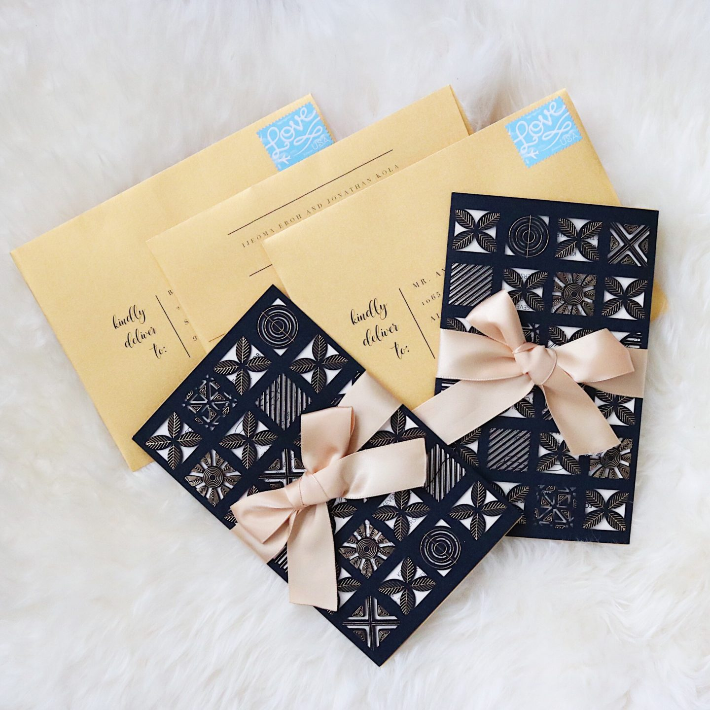 how to print your wedding invitation envelopes at home free